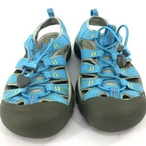 KEEN EUC Waterproof Sport Hiking Sandals SZ 6